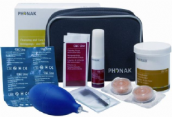 Hearing Aid Cleaning Kit (BTE)